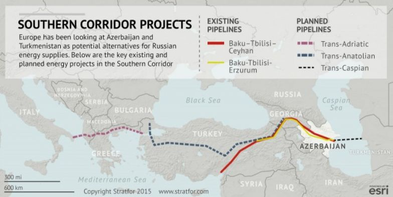 A New Military Order in the Caspian Sea  Stratfor Worldview