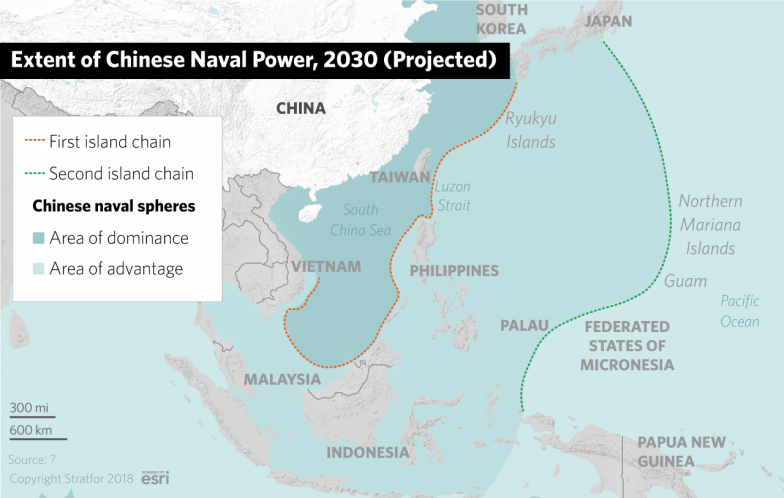 Gap China Map.China S Navy Prepares To Close The Gap On The U S Realcleardefense