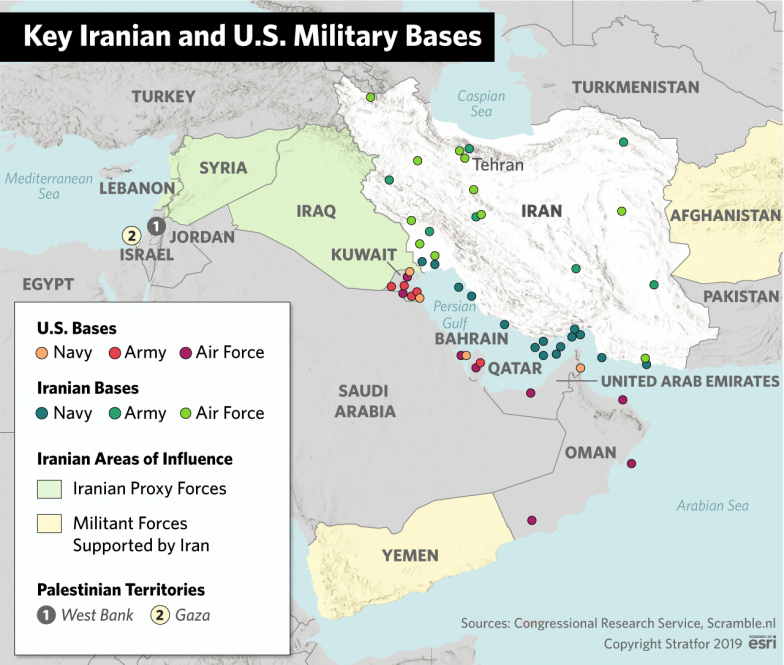 The Factors That Could Push the U S  and Iran to War