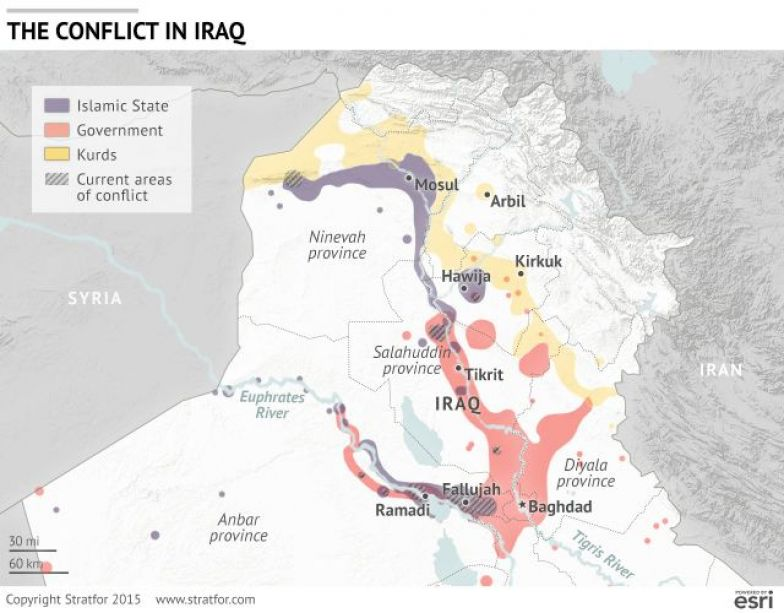 regardless of the decision the fragility and failings exposed in tikrit are still present baghdad along with its various partners is trying to shore up