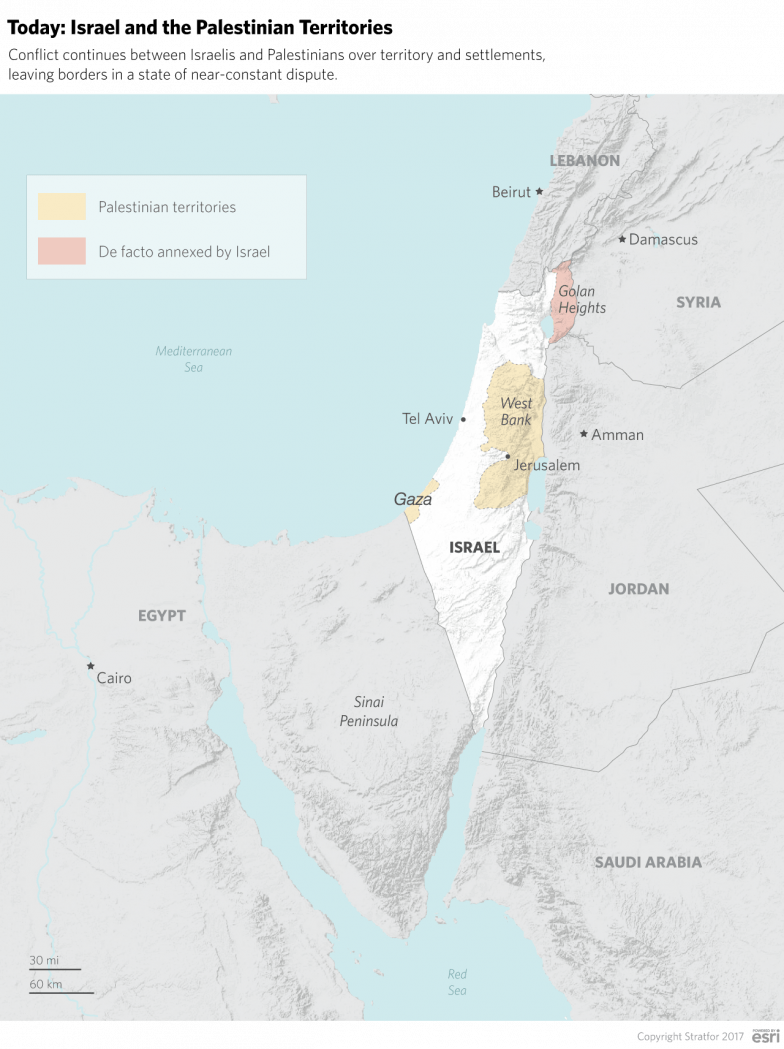 an overview of israel and the palestinian states future Federal foreign office - israeli-palestinian conflict.