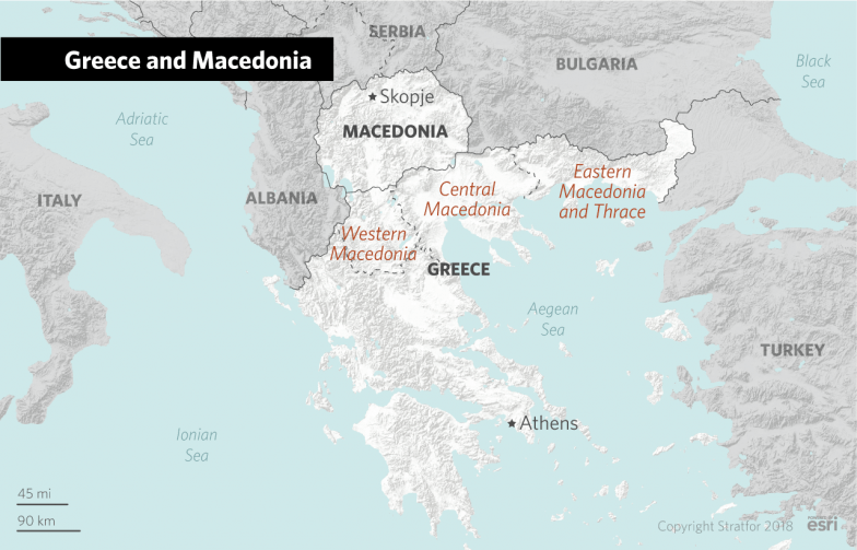 Macedonia A Name Worth Fighting For