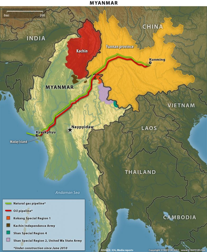 Areas controlled by the kia and by naypyidaw in kachin state myanmar clashes between government troops and the kachin independence army kia the armed wing of the kachin independence organization kio have erupted in sciox Images