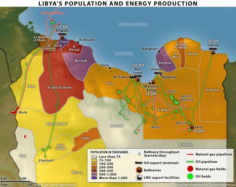 Libya: Oil Companies Announce Break With Gadhafi