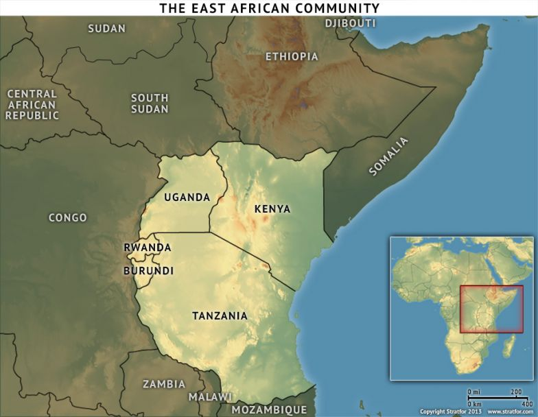 East Africa: Kenya's Dominance in the East African Community