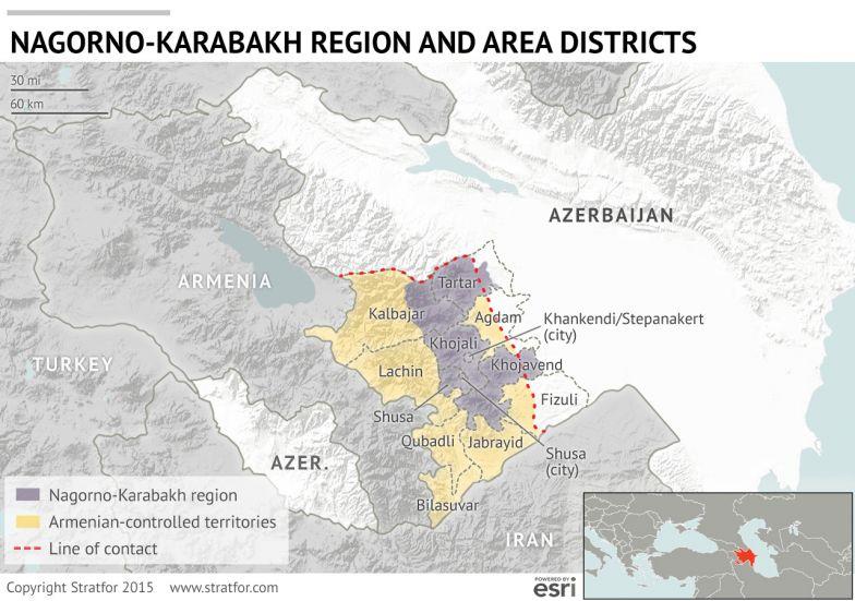 Armenia Azerbaijan Move Closer To Settling Frozen Conflict