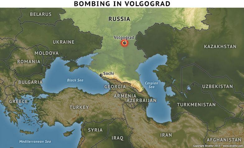A Bombing in Volgograd