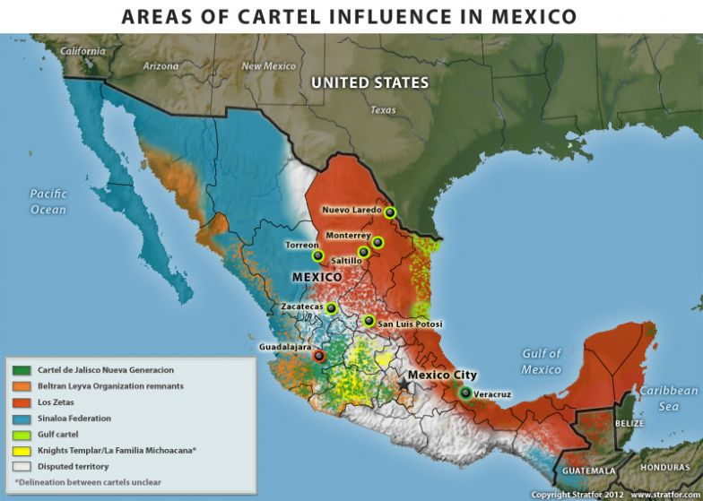 Mexican Drug War Update: Fourth Quarter