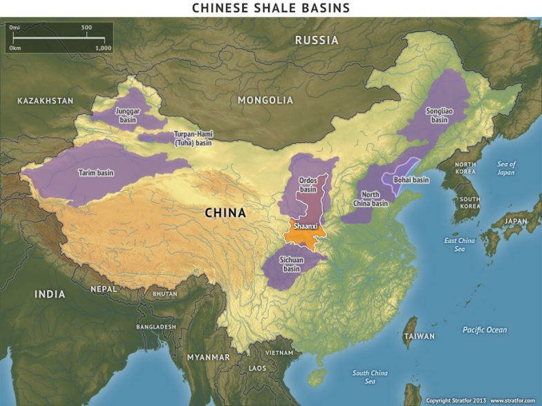 In China, an Opportunity for Progress in Shale Gas Extraction