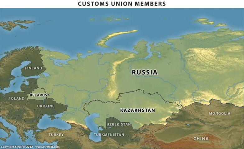 Custom Union Members