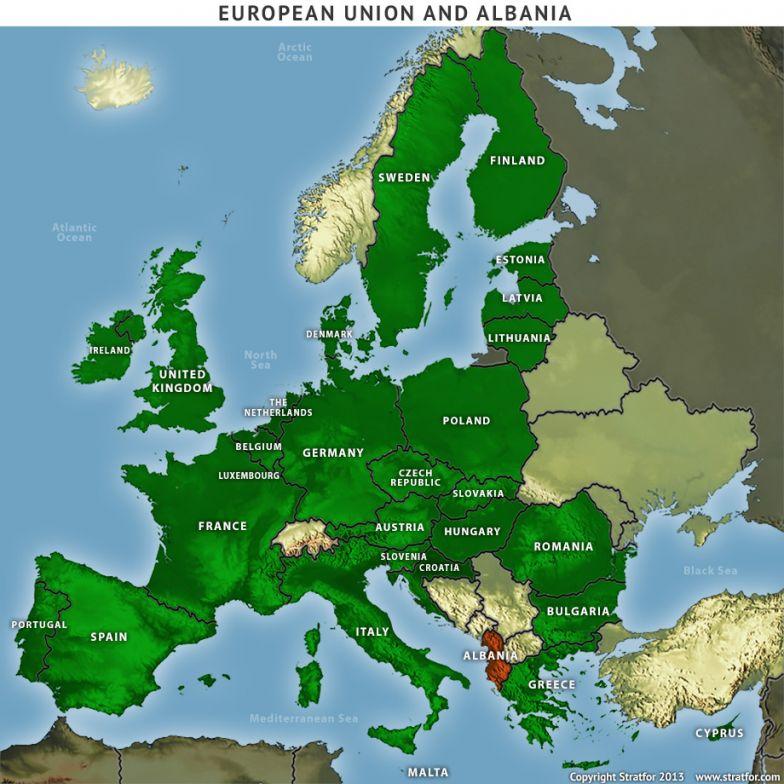 European Union and Albania