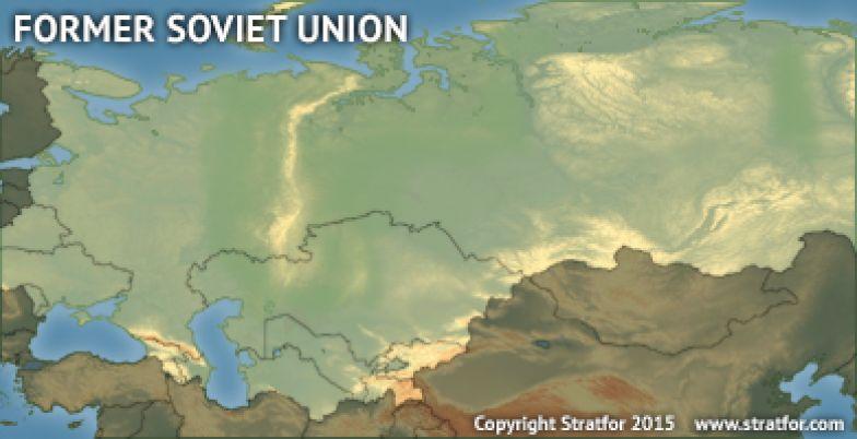 Regional Map - Forecasts - FSU