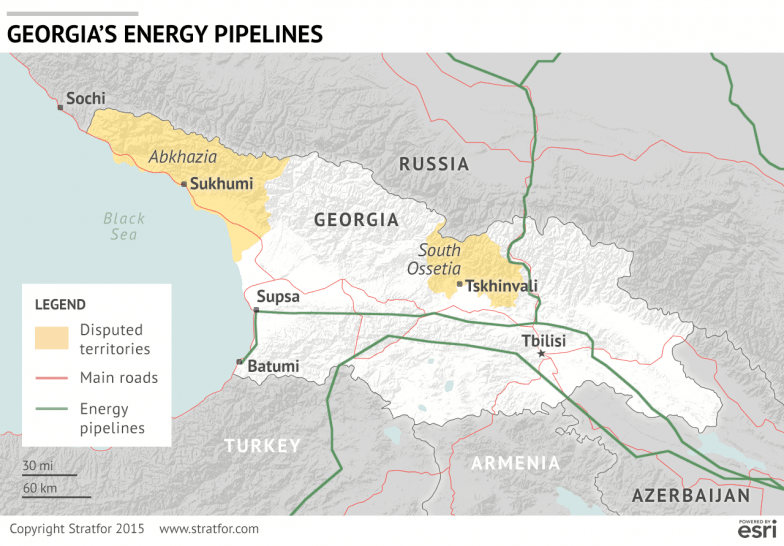Georgia-Russia Energy Negotiations Cause Controversy