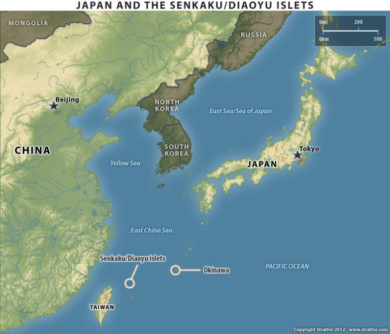 Japan and the Senkaku/Diaoyu Islets