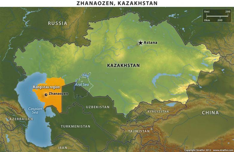 Zhanaozen, Kazakhstan