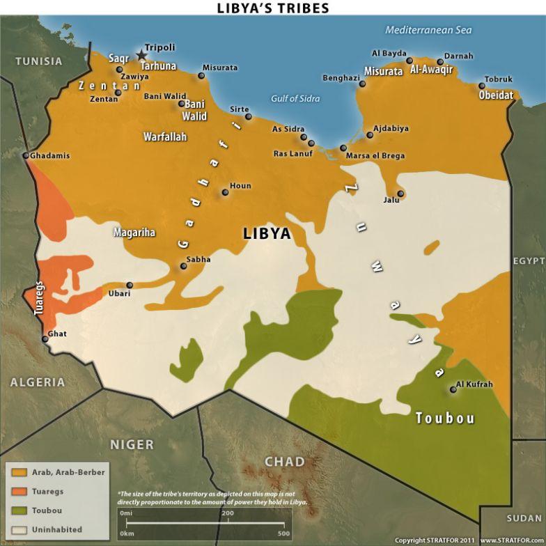 Libya's Tribes