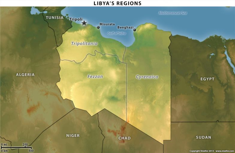 In Libya, a Tacit Security Agreement