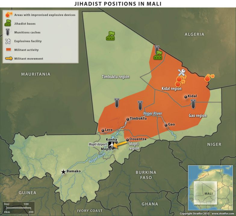 Mali: A Possible Prelude to Western Intervention