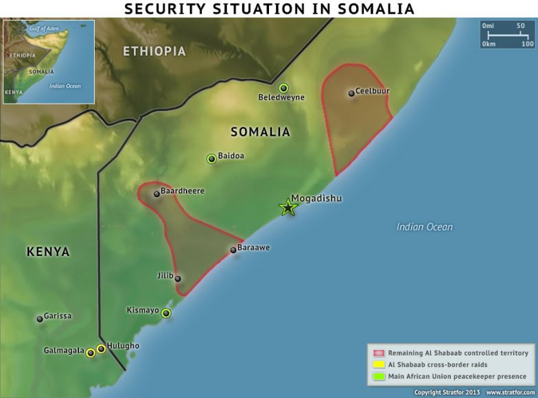 Security Situation In Somalia