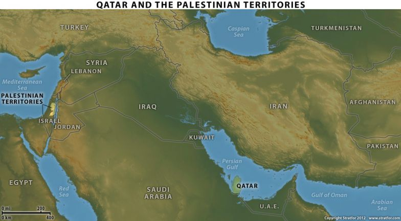 Qatar and the Palestinian Territories