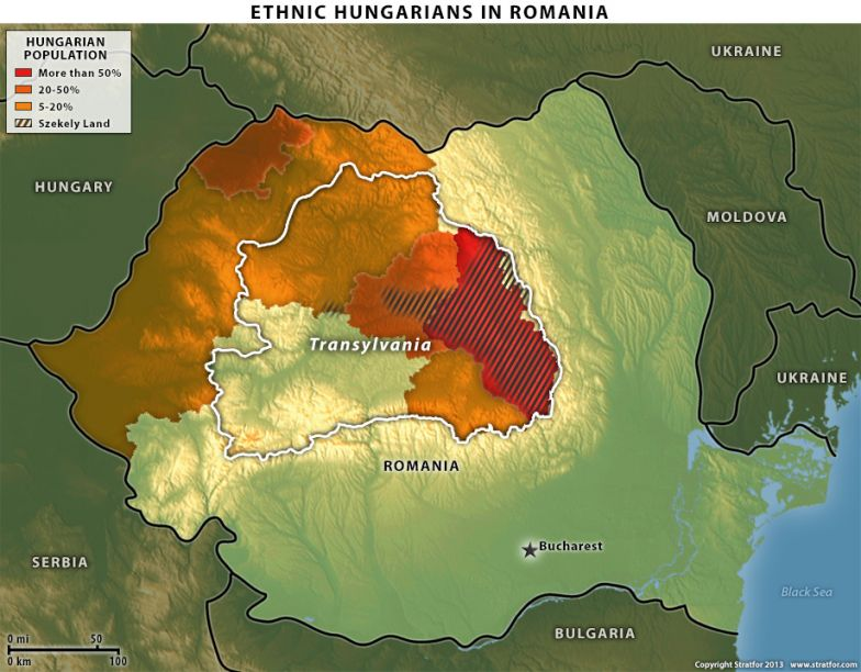 Ethnic Hungarians in Romania