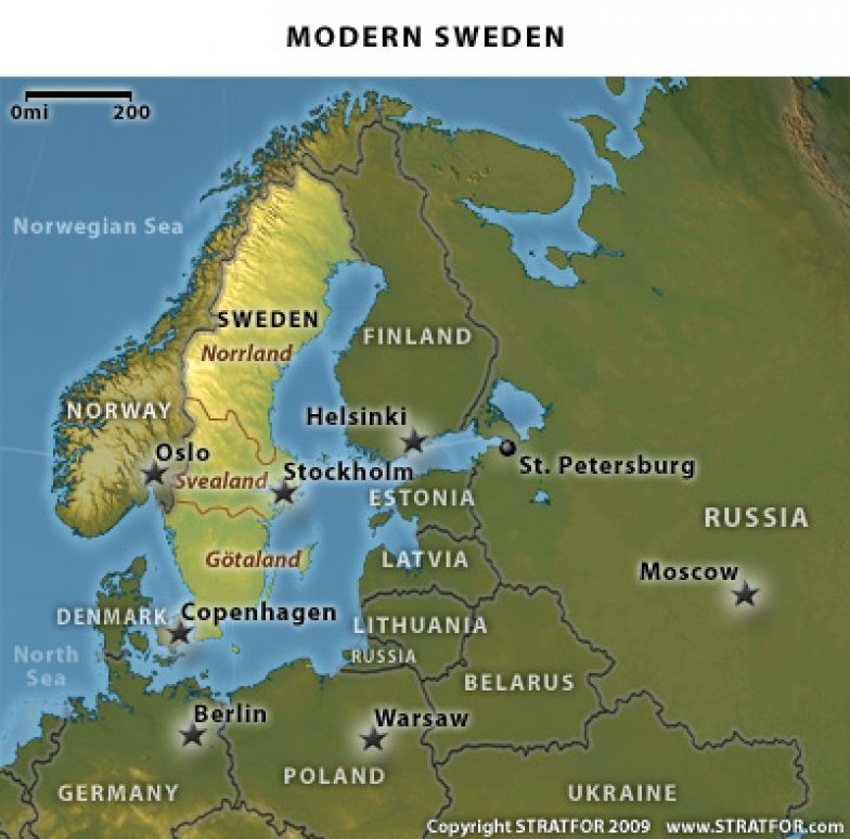 The Geopolitics of Sweden: A Baltic Power Reborn ...