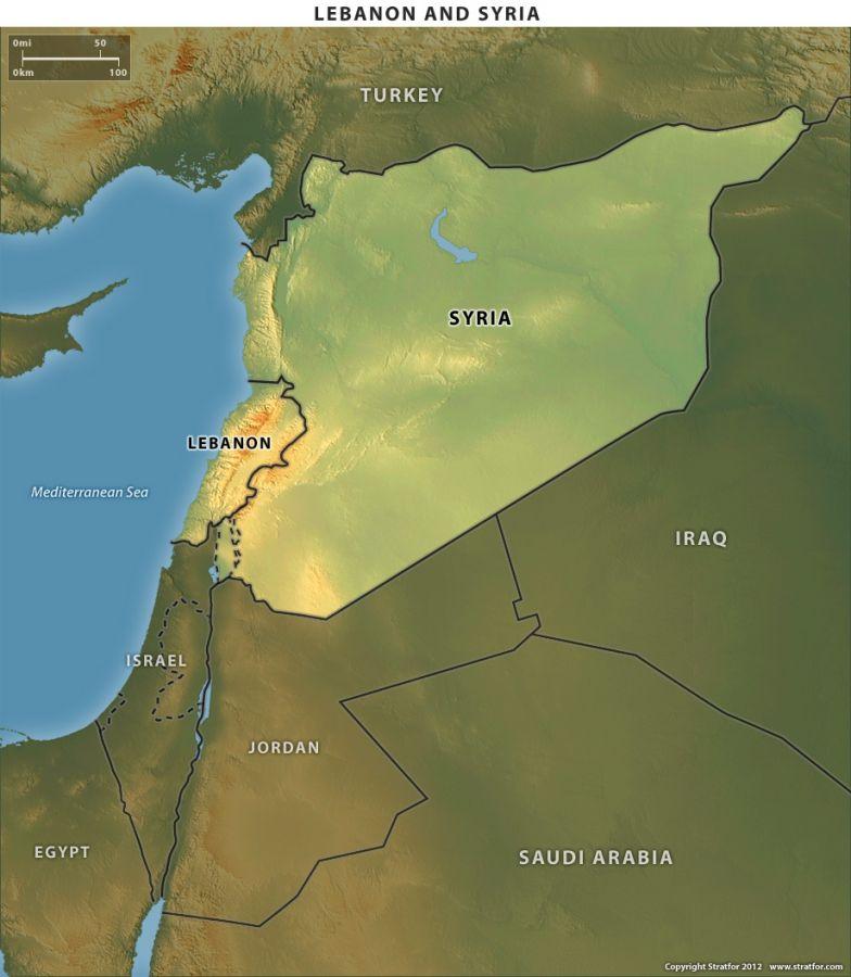 Lebanon and Syria