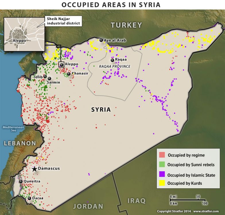 Occupation in Syria