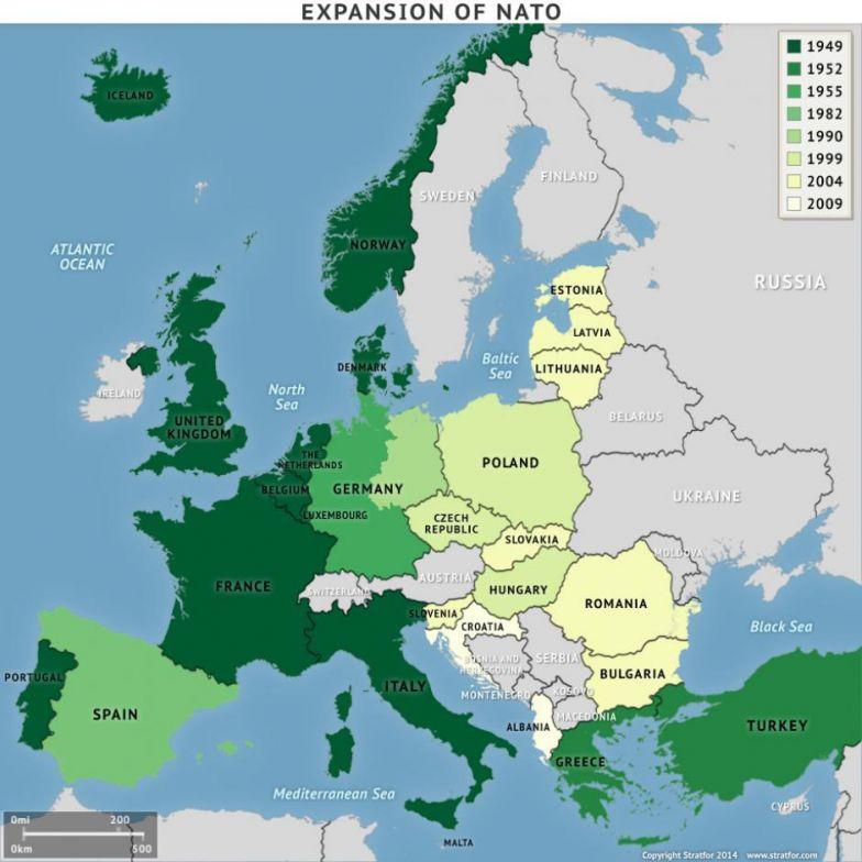 Nato Is Finding Renewed Purpose