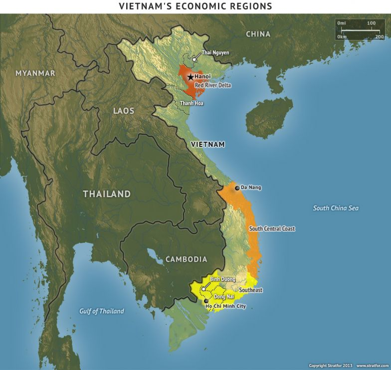 Vietnam: Investment Trends Bode Well for the Country's Economic Future