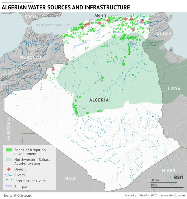 Algeria's Expensive Water Problem