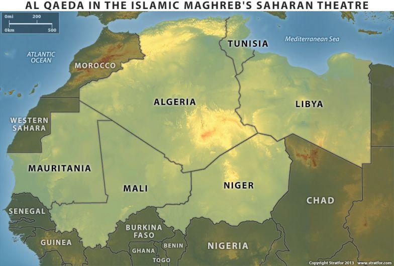 Al Qaeda in the Islamic Maghreb's Saharan Theatre