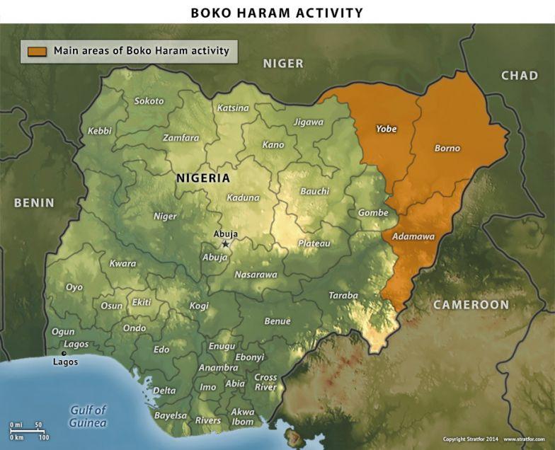 Boko Haram Activity