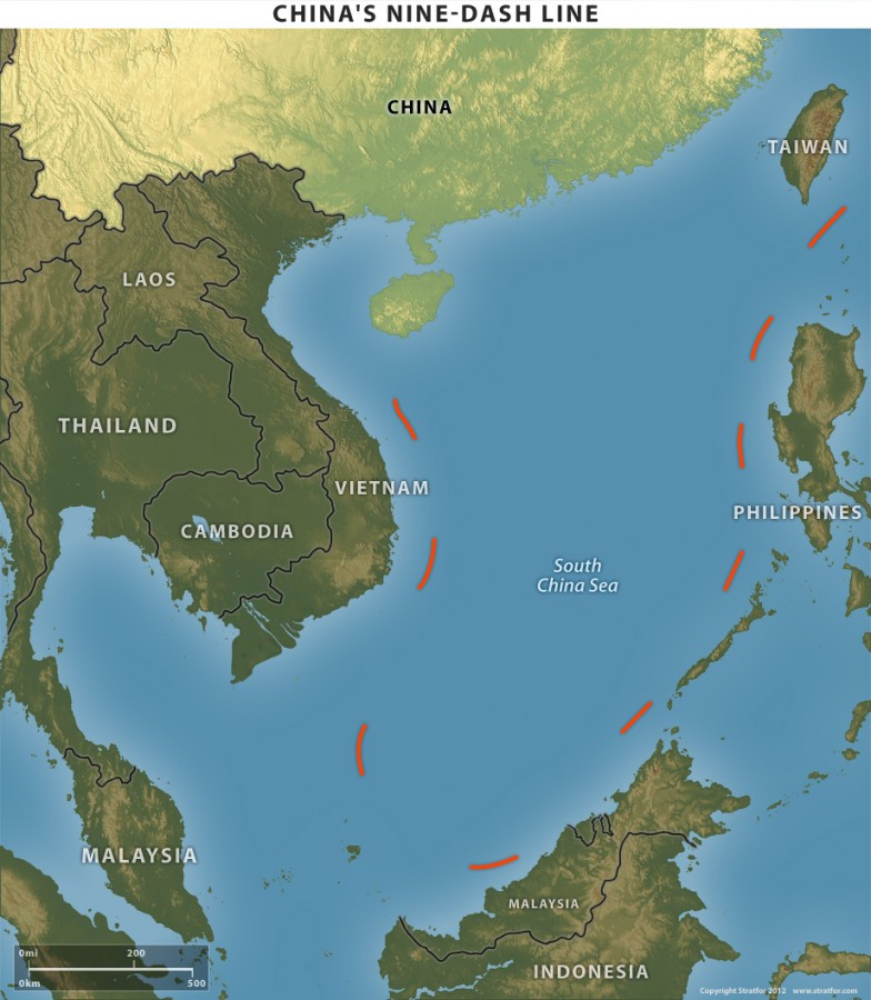 China's Nine-Dash Line