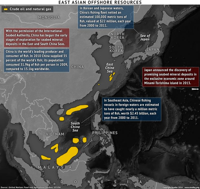 China's Moves in the South China Sea: Implications and Opportunities
