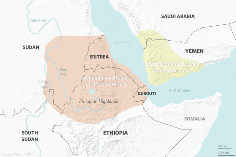 A Look Back at Ancient Ethiopia