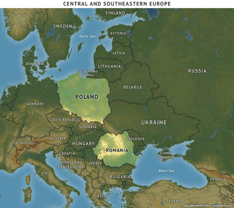 Central and Southeastern Europe
