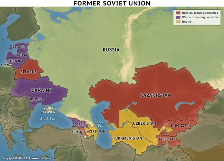 Former Soviet Union