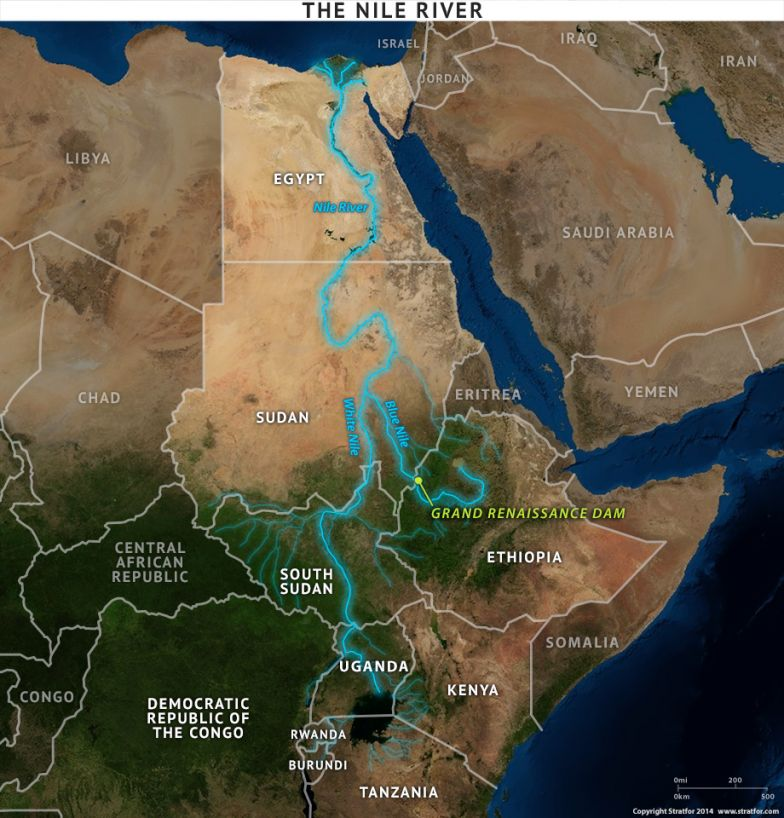 Nile Water Wars?