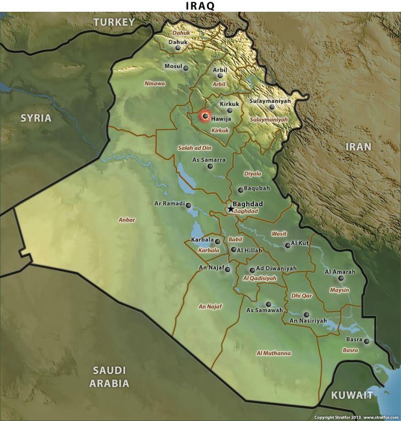 Eastern Syria insurgency
