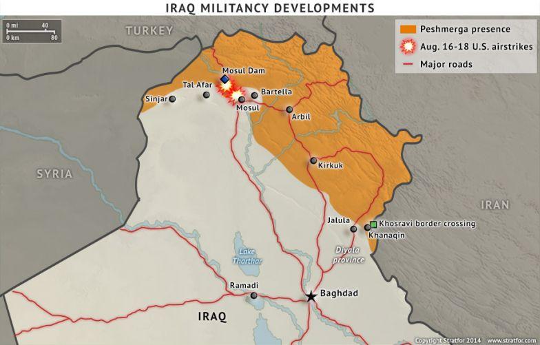 Iraq Militancy Developments