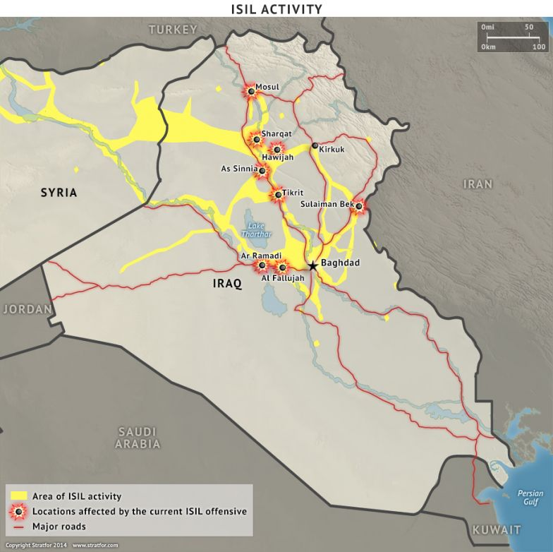 ISIL Activity