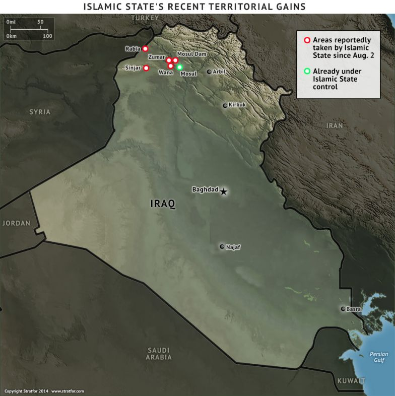 Iraq: Islamic State Makes Gains Despite Opposition