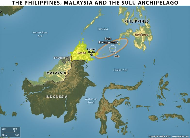 Malaysia, Philippines: Ethnic Tensions Are at the Center of a Standoff