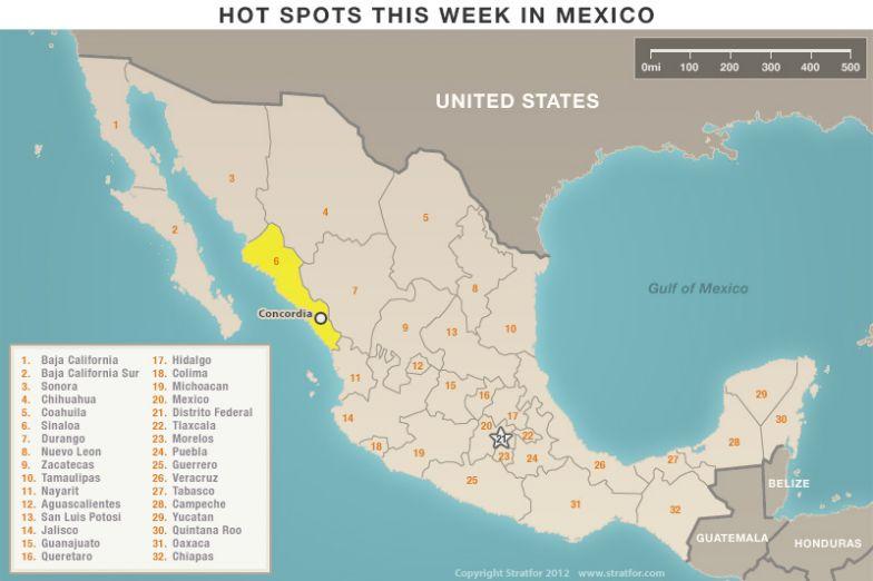 Mexico Security Memo: Los Zetas' Strategy in a Sinaloa Attack