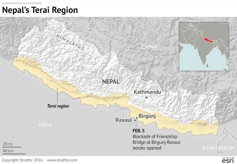Border Blockade Lifts, Allows India to Maintain Influence on Nepal