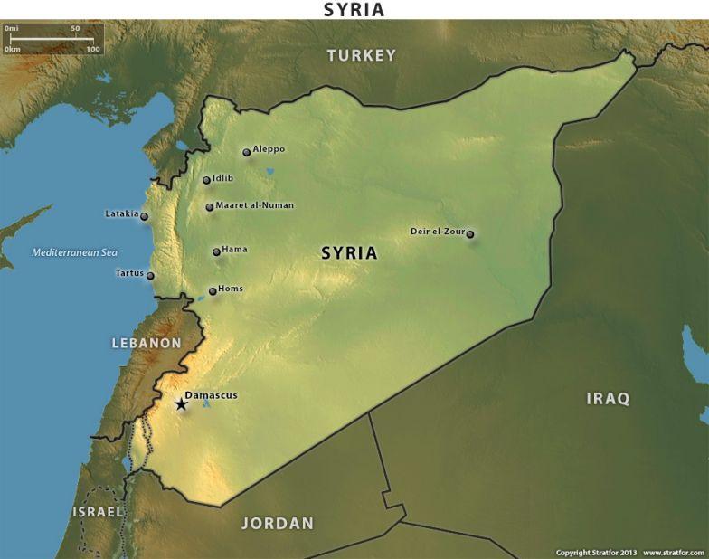 Syrian Rebels Demonstrate Increased Cooperation