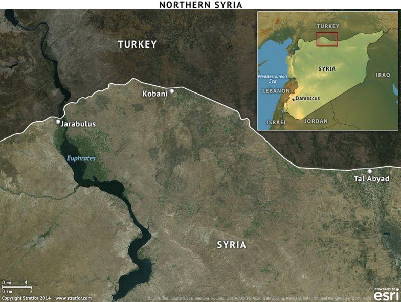 Kobani's Fatal Lure