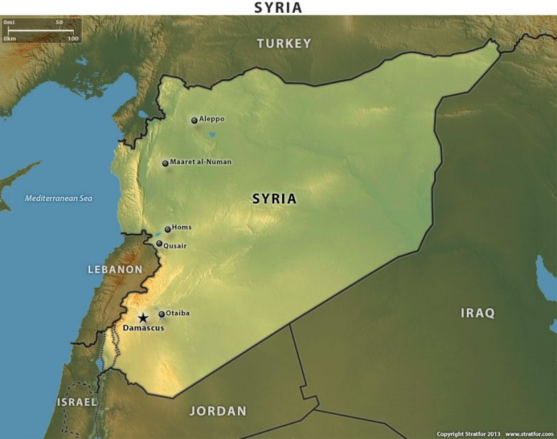 Tensions Grow Between Hezbollah and the Syrian Regime