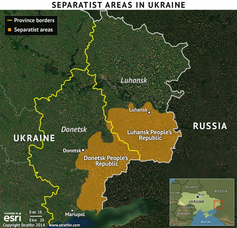 Russia Maintains Supply Flow to Ukrainian Separatists